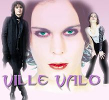 Ville Valo by hinaru-chan