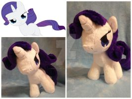 This rock is my DESTINY??!! Dumb Horn! by perfectlyplushie