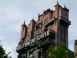The Hollywood Tower Hotel by jacmind