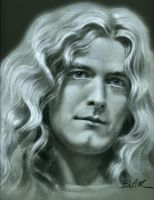 Robert Plant by Cynthia-Blair