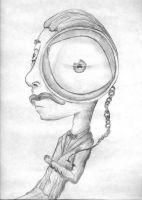 Monocle -Pencil by theACB