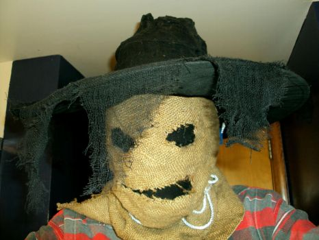 Scarecrow Mask by Shadow-of-the-Dark