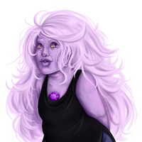 The Purple Gem by ChibiSo