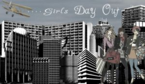 Girls Day Out by VisualPoetress