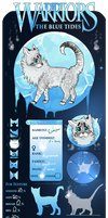 Clampaw of RiverClan by ssleepy