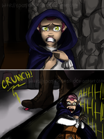 Carmandy Sneaks Out - preview by SpicePrincess