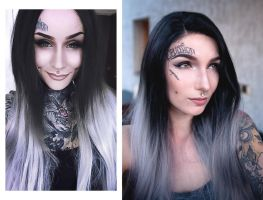 Monami Frost make over by AshiMonster