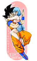 DBZ: SS - Something Sweet by Icecry