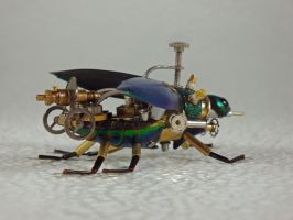 Steampunk-Clockpunk Bugs 36 by dkart71