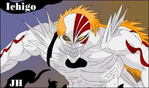Ichigo Full Hollow Vector by Xpand-Your-Mind