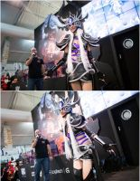 Syndra on Stage! by LeeWhiro