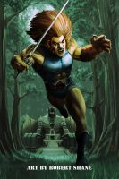 Lion-O by Robert-Shane