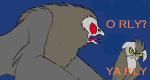 O RLY? YA RLY by TheMorlock