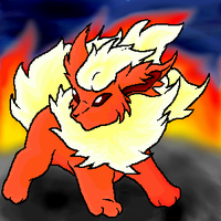 Flareon for Are by CochinChick