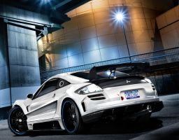 Mitsubishi Eclipse by DzDesign