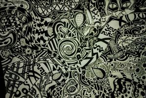 zentangle by deea-van-gore