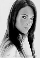 :MEGAN FOX DRAWING: by Angelstorm-82