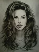 Angelina Jolie by shadagishvili