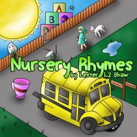 CD Cover - Nursery Rhymes - Lester L2 Shaw by TheFlyinFerret