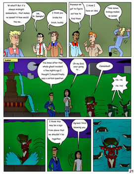 Ghostbusters/Gremlins Page 24 by clinteast