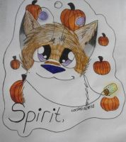 Spirit Badge by Lockian