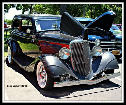 Black Out 34 Ford by StallionDesigns