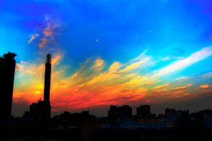 Nogra HDR -modified- by Hosam93