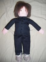 PATD Plushie- Spencer Smith by thedollmaker