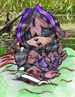 RQ:  Nega in a peat bog by mhedgehog21