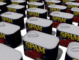 Spam alot by Boblit