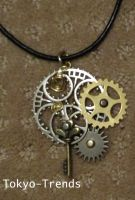 steampunk necklace 5 by Tokyo-Trends