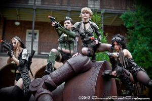 Engage the Enemy! by EmeraldCoastCosplay