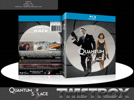 007 Quantum of Solace by TwistRox