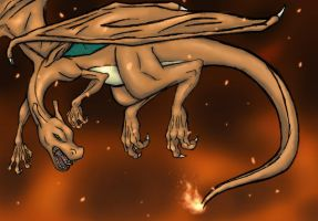 Epic Charizard by Dreamwish