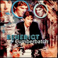Benedict Cumberbatch blend 2 by HappinessIsMusic