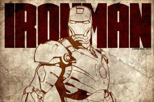 Ironman by johnbeau