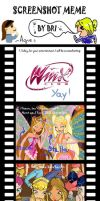 Screenshot Meme - Winx Club! :) by AguVGR12