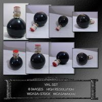 Vial set wicasa-stock by Wicasa-stock