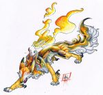 Okami Fox by ARVEN92