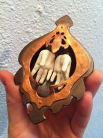 Amulet to protect my hands 2 by jessicasteinman