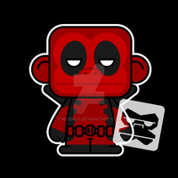 Deadpool  by monned