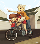 Loud Bike by Chilimanic