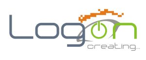 LogOn: My brand and Logo by RazielGardel