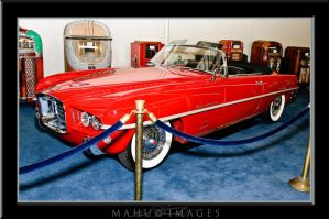 54 Dodge Firearrow VI Concept by mahu54