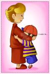 Earthbound/Mother 2 Homesickness. I missed you. by LaraVell