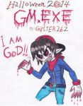 Halloween 2014: GM.EXE by gilster262