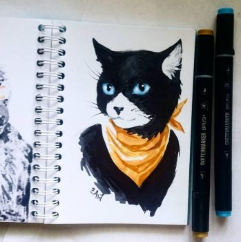 Instaart - Morgana by Candra