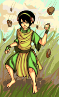 Toph by Litteria