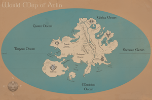 The World of Atlin by Yuroboros