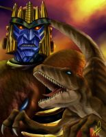 Dinobot by Amelie-ami-chan